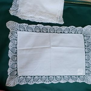Set of 4 Cotton Place Mats
